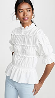 Rejina Pyo Mina 女式衬衫
