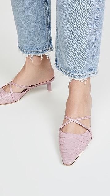 Rejina Pyo 30mm Phoebe 穆勒鞋