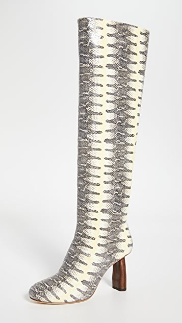 Rejina Pyo 80mm Allegra 靴子