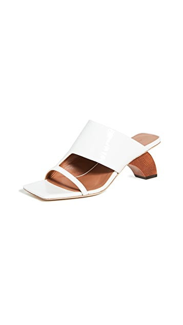 Rejina Pyo 60mm Leah Sandals