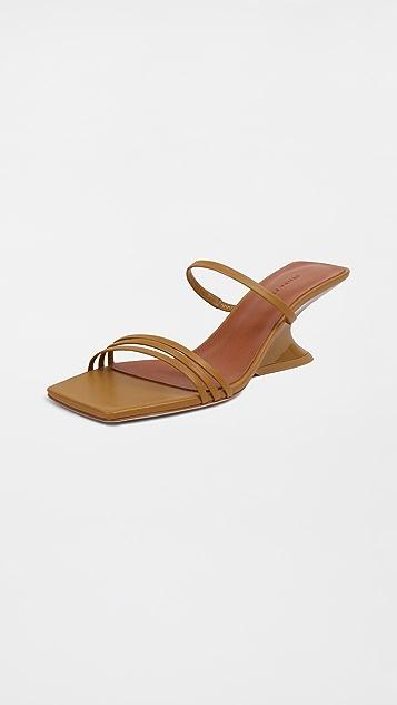 Rejina Pyo 60mm Romy 凉鞋
