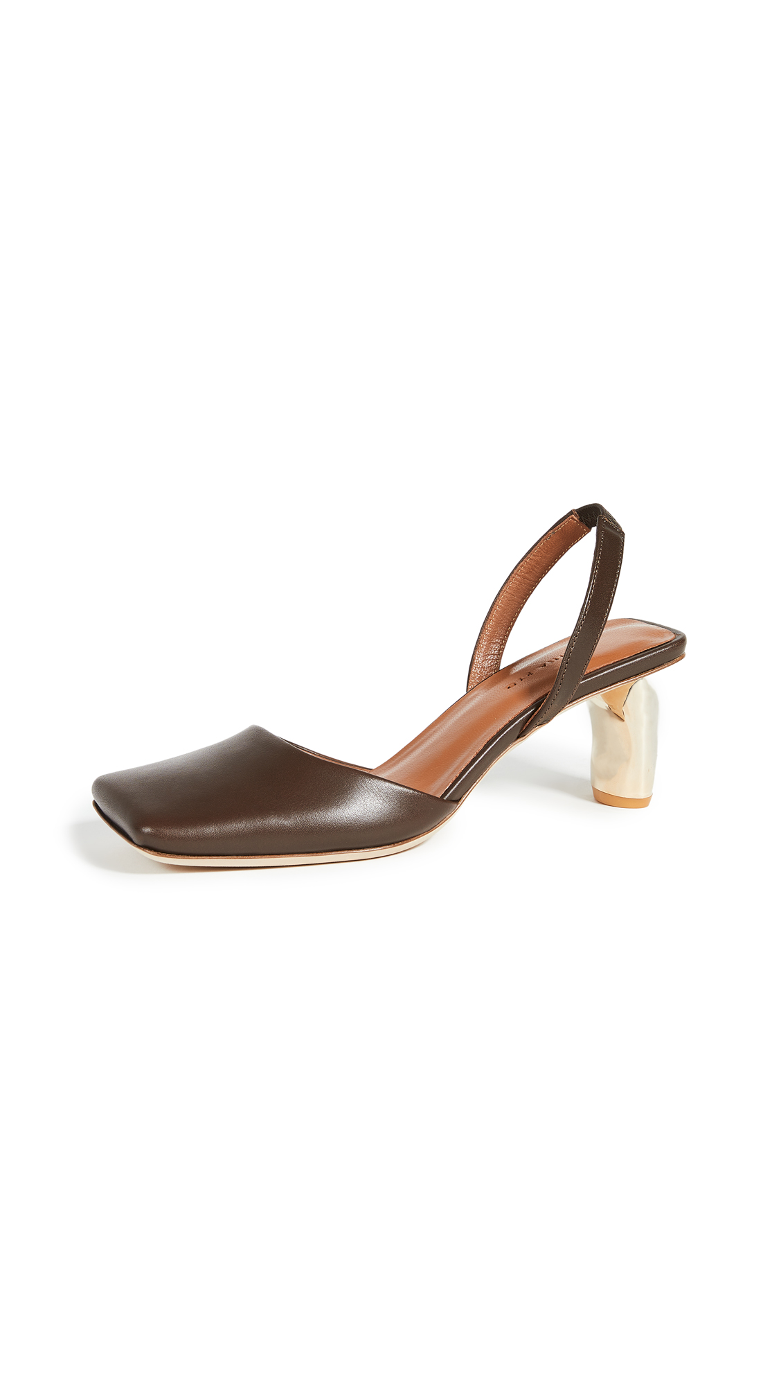 Rejina Pyo Luna Slingbacks 60mm