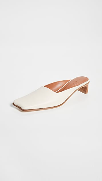 Rejina Pyo 40mm Leni 穆勒鞋