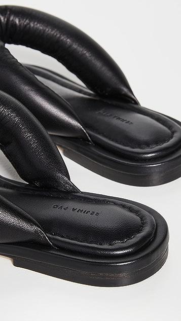 Rejina Pyo Nella 7mm 凉鞋