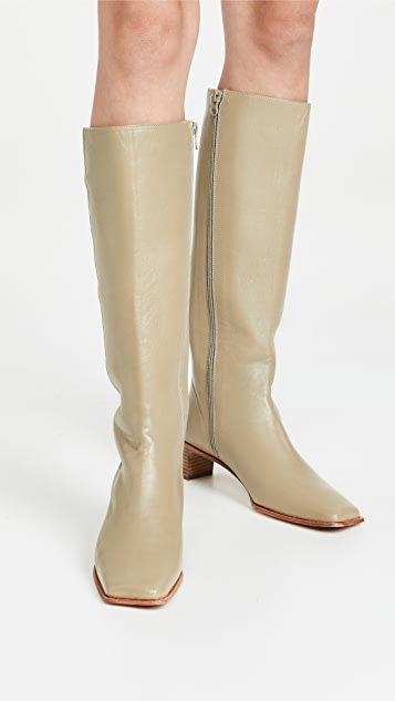 Rejina Pyo Mavis Boots 40mm