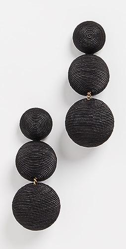 Rebecca De Ravenel - Classic 3 Drop Earrings