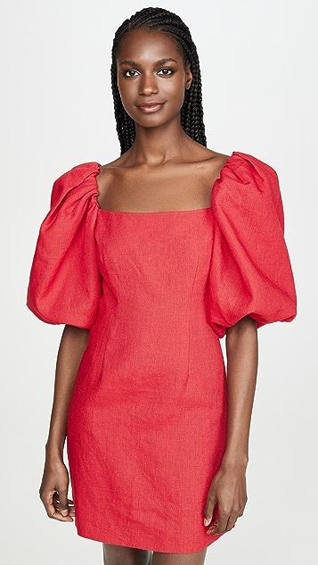 Rebecca De Ravenel First Impressions Mini Dress