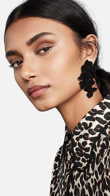 Rebecca De Ravenel Blossom Earrings