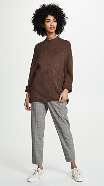 Ryan Roche Oversized Cashmere Sweater