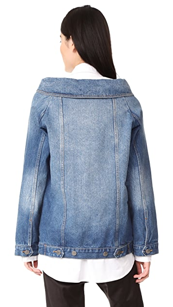 Robert Rodriguez Denim Long Jacket