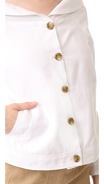 Robert Rodriguez Portrait Collar Jacket