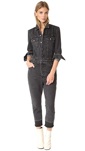 Robert Rodriguez Denim Jumpsuit