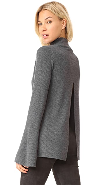 Robert Rodriguez Bell Sleeve Sweater