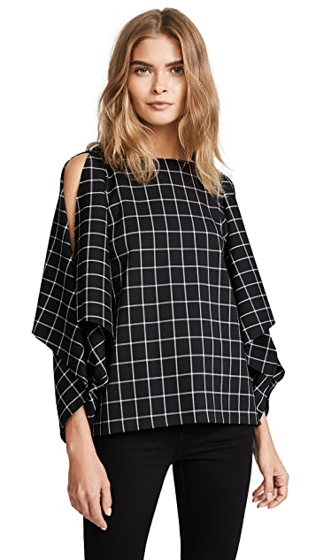 Robert Rodriguez Dolman Sleeve Top