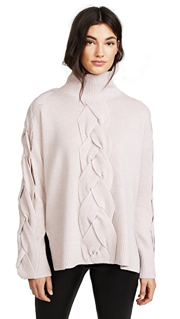 Robert Rodriguez Cable Pullover