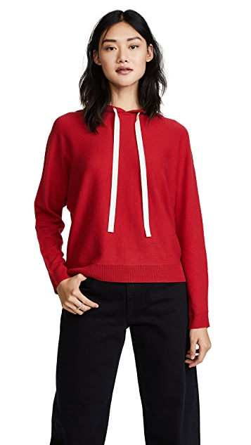 Robert Rodriguez Exposed Seam Hoodie