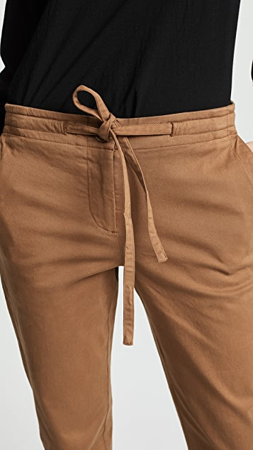 Robert Rodriguez Drawstring Cropped Pants
