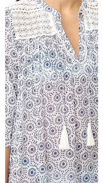 Roller Rabbit Serafina Crochet Dress