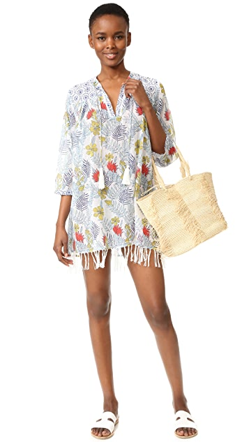 Roller Rabbit Serafina Fringe Dress