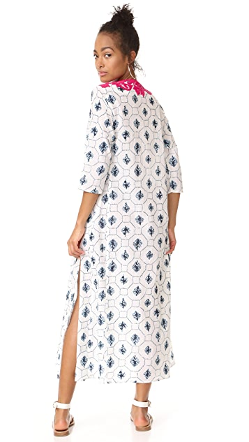 Roller Rabbit Honey Dye Inez Long Dress