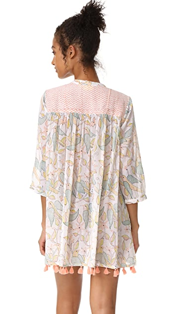 Roller Rabbit Sima Serafina Tunic With Tassels