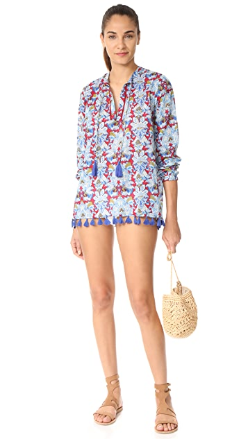 Roller Rabbit Joesfina Tunic With Tassels