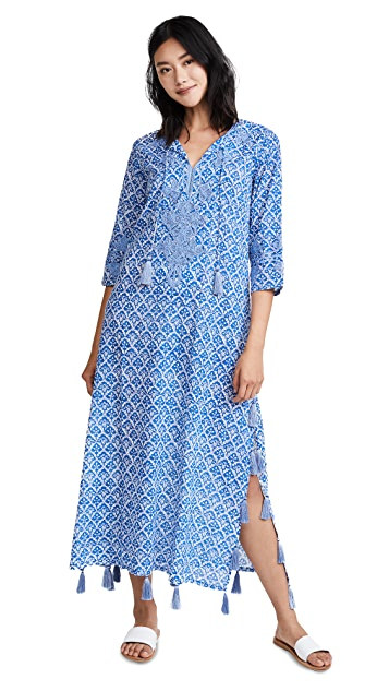 Roller Rabbit Punta Long Dress