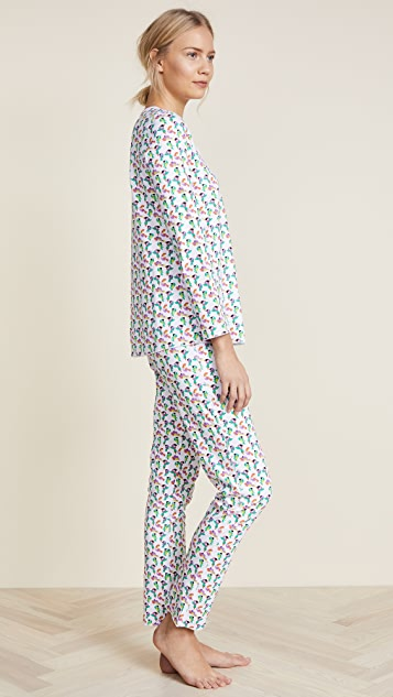 Roller Rabbit Jersey Chi Chi Family PJ Set