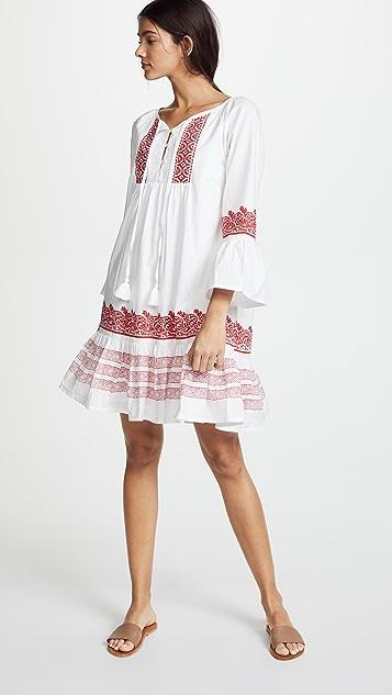 Roller Rabbit Mona Border Maricruz Dress