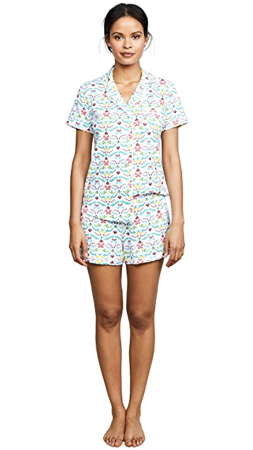 Roller Rabbit Pollen Pajama Set