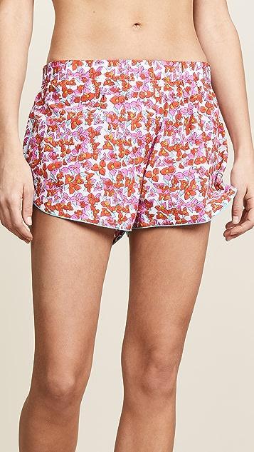 Roller Rabbit Joana Lulu Short Pajama Set