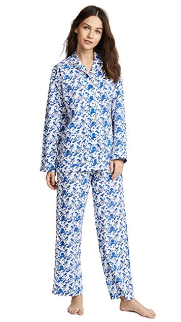 Roller Rabbit Octo Pajama Set
