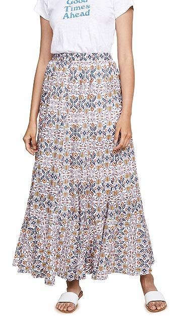 Roller Rabbit Lisca Martine Maxi Skirt
