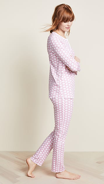 Roller Rabbit Hathi PJ Set