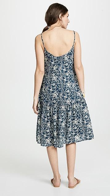 Roller Rabbit Платье Dakota с помпоном