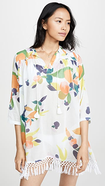 Roller Rabbit Fruit Serafina Tunic