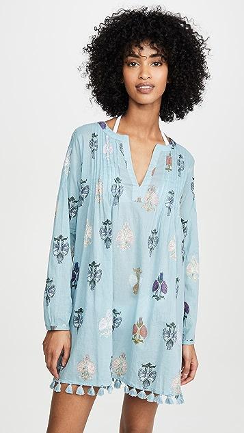 Roller Rabbit Klokke Flower Ziva Tunic Dress