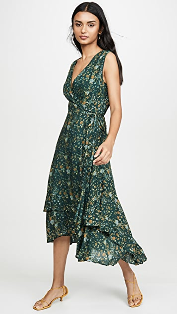 Roller Rabbit Beringhouse Floral Filippa Dress