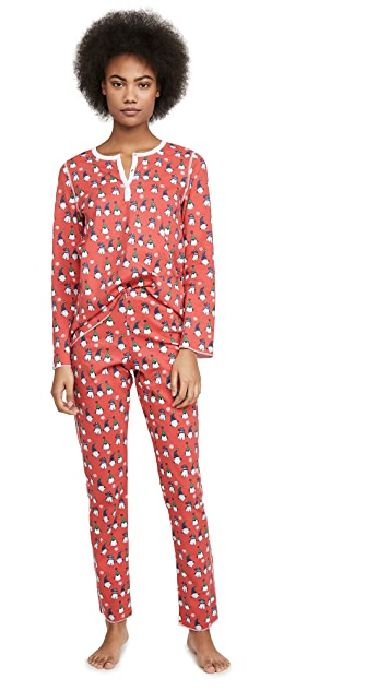 Roller Rabbit Gnoels Pajamas