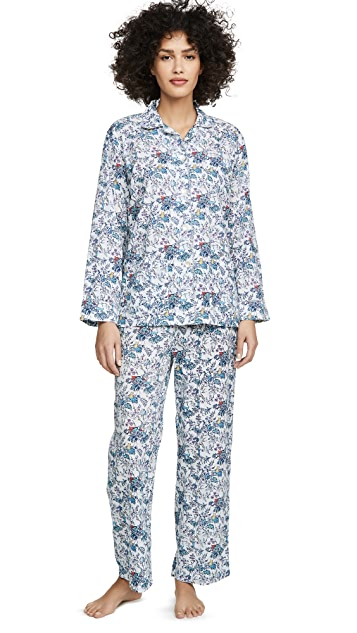 Roller Rabbit Charlie And Friends Loungewear Set