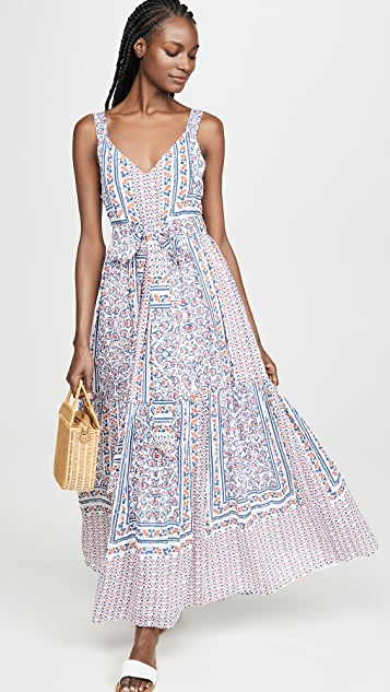 Roller Rabbit Кружевное платье Column Dezarina