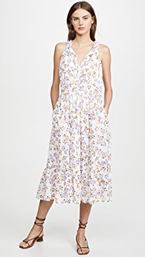 Lace Floral Odelle Dress