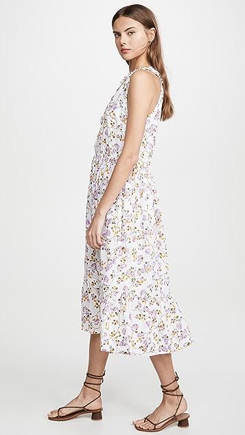 Roller Rabbit Lace Floral Odelle Dress