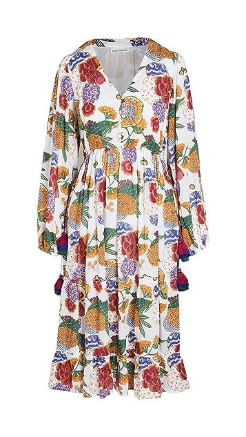 Roller Rabbit Cheri Floral Kiana 连衣裙
