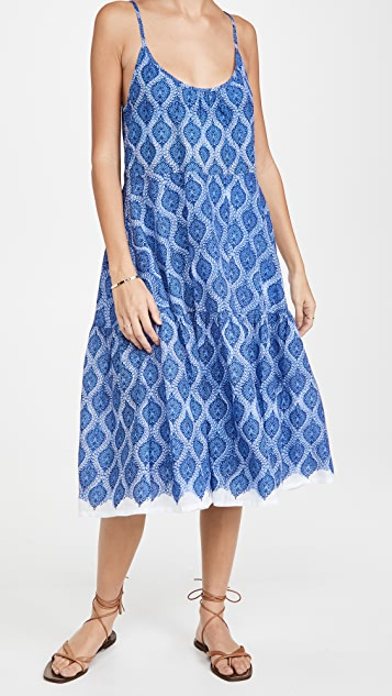 Roller Rabbit Danu Block Dakota Dress