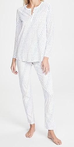 Roller Rabbit - Disco Hearts Pajamas