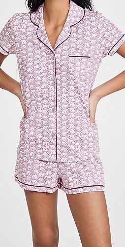 Roller Rabbit - Hathi Polo Pajama Set