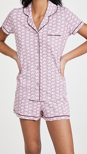 Roller Rabbit Hathi Polo Pajama Set