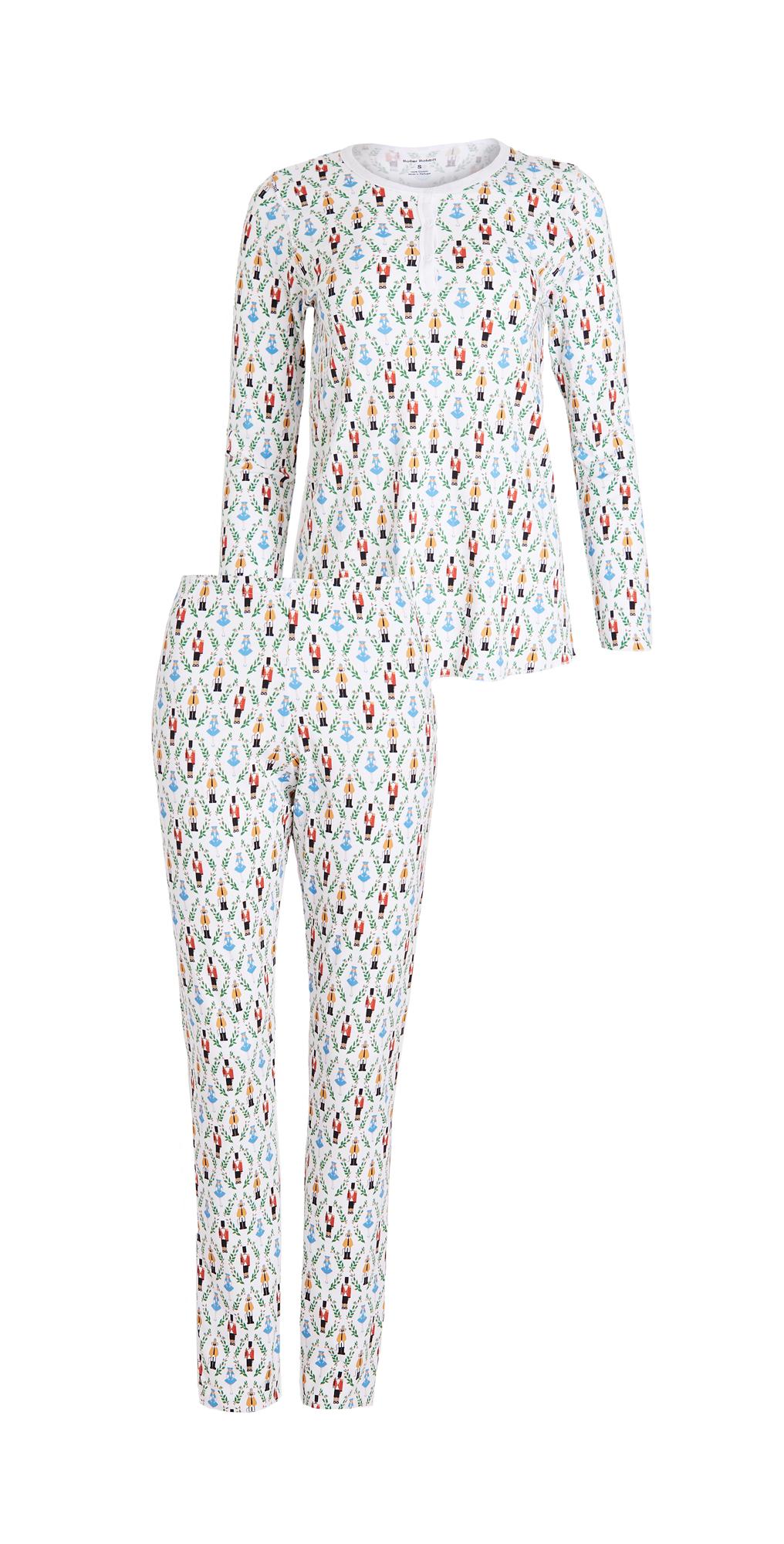 Roller Rabbit Sugar Plum Party Pajama Set