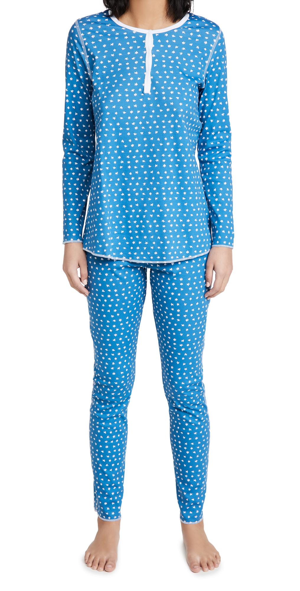 Roller Rabbit Starry Night Pajama Set